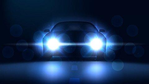 97% deelt irritatie over verblindende verlichting in het verkeer