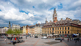 Nog meer Franse reisbestemmingen oranje