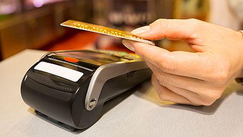 Contactloos betalen neemt vlucht in horeca