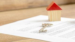 Voor het eerst in jaren minder hypotheken afgesloten