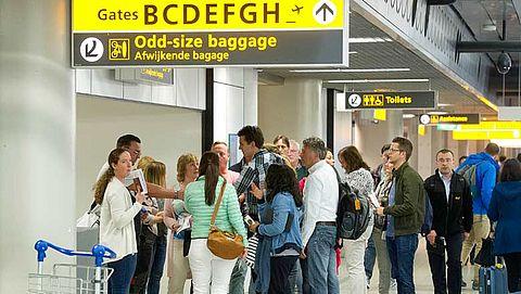 IATA: Zet chip in tegen zoekraken bagage