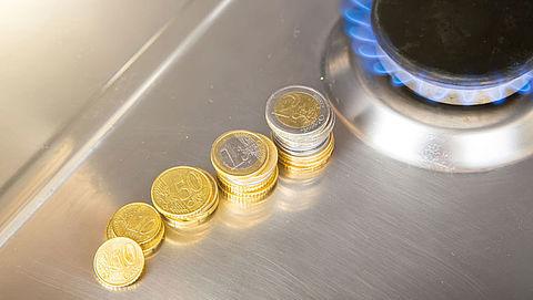 Gas en licht per jaar 50 euro duurder