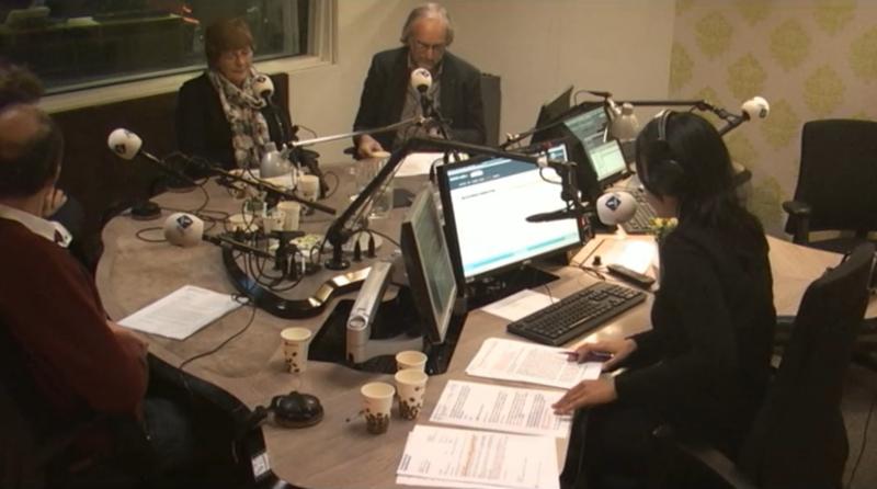 Radio-uitzending 21-01-2017