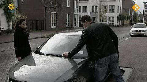Douche: Parkeerbeheer Woerden