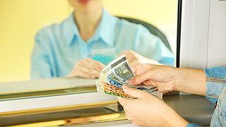 Spaargeld staat nog altijd op de bank