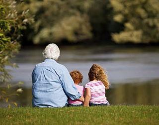 Omgangsregeling voor grootouders? Goed idee!