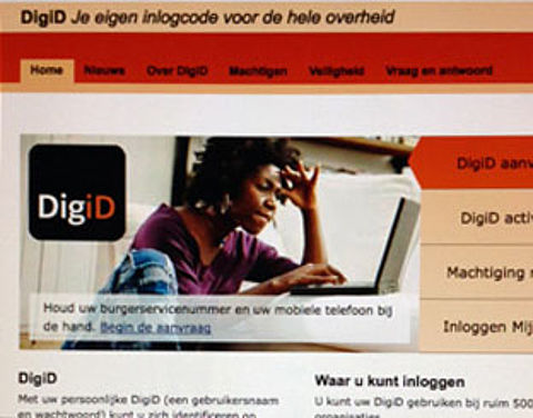 ICT'ers vrezen fiasco DigiD-kaart}