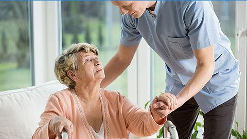 CDA: Zuinig zijn op mantelzorgers