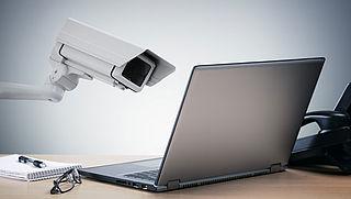 Consument online gevolgd door slechte beveiliging