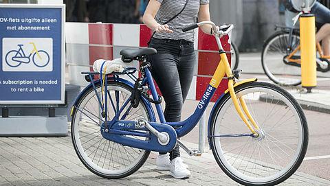 OV-fiets dit jaar weer populairder