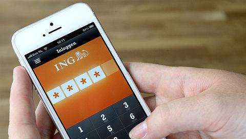 Storing bij internetbankieren ING}