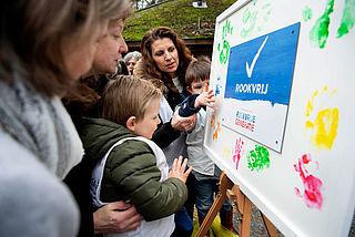 Aantal rookvrije kinderboerderijen flink gegroeid