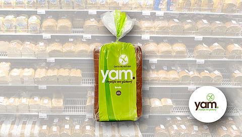 Allergiewaarschuwing: soja niet vermeld op verpakking YAM Bruin Brood