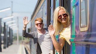 Met de trein op vakantie? Hier moet je op letten