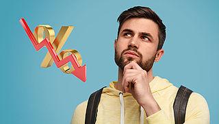 Livestream: stel jouw vragen over negatieve spaarrente