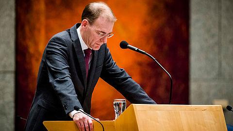 Staatssecretaris Menno Snel stapt op na toeslagenaffaire