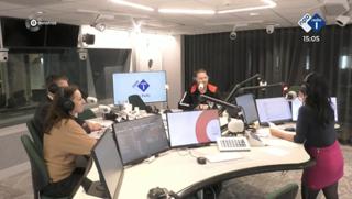 Radio-uitzending 09-11-2019