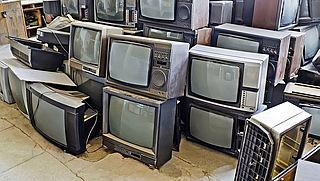 Iets minder elektronisch afval ingezameld