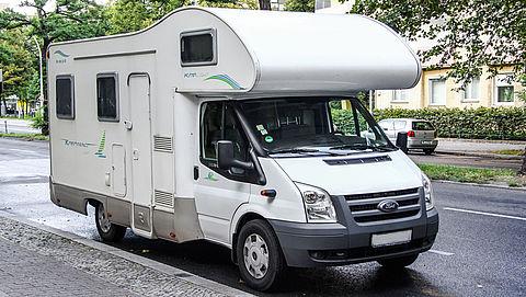 Waar mag ik mijn camper parkeren?