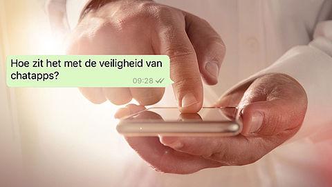 Veilig chatten met WhatsApp, Messenger, Telegram, Signal of een andere app?