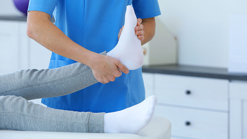 Fysiotherapeuten mogen op kort termijn weer mensen helpen