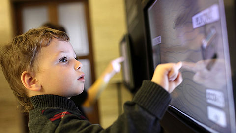 'Musea doen te weinig voor baby's en peuters'}