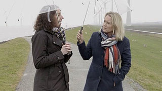 Antoinette Hertsenberg onderzoekt energietransitie in nieuwe Radar Extra