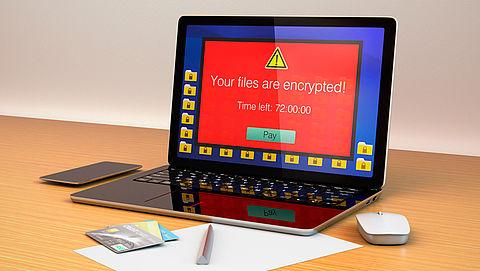 Aantal ransomware-aanvallen neemt toe
