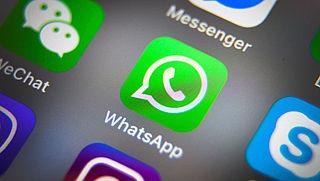 Berichten versturen met WhatsApp niet mogelijk door storing