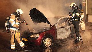 Aantal autobranden toegenomen