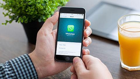 'WhatApp moet stoppen met delen van persoonlijke contactgegevens'