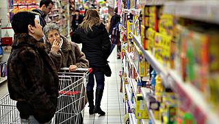 Recordaantal supermarkten open met kerst