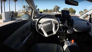 Zo is het om in een zelfrijdende auto te rijden