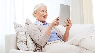 Ouderenbond ANBO biedt telefonisch hulp aan ouderen die moeite hebben met internetten