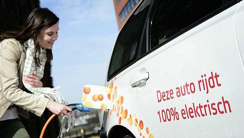 Interesse in elektrische auto blijft gelijk