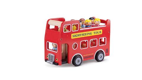 Speelgoedbus teruggeroepen om stikgevaar