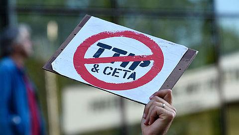 Europese Commissie wees burgerinitiatief 'Stop TTIP' onterecht af