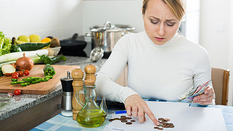 Minder huiseigenaren hebben een betalingsachterstand}