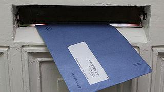 Blauwe envelop voor toeslagen weg vanaf 2017