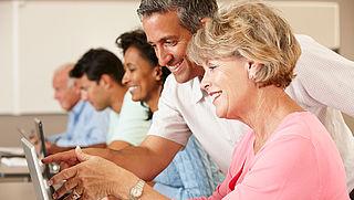 'Ouderen zijn spectaculair meer gaan werken'