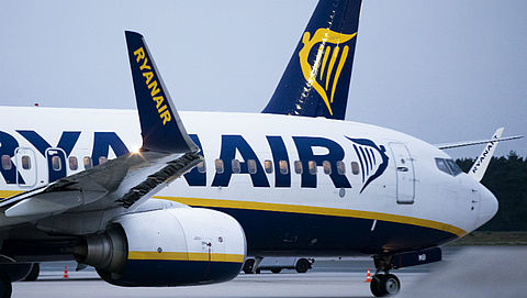 Ryanair schrapt vrijdag bijna 200 vluchten}