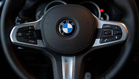 BMW roept 21.000 dieselauto's terug vanwege brandgevaar}