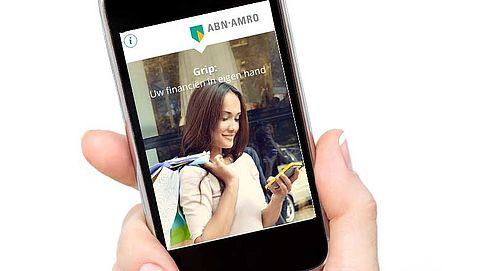 ABN AMRO past Grip-app aan na kritiek Consumentenbond}
