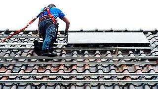 Bouwers gebruiken zonnepanelen als sluitpost om energienorm te halen