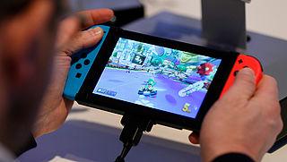 Games voor Nintendo Switch smaken vies, en dat is expres