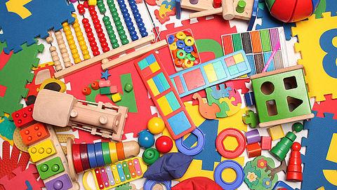 EU wil mogelijk kankerverwekkende kleurstof in speelgoed verminderen