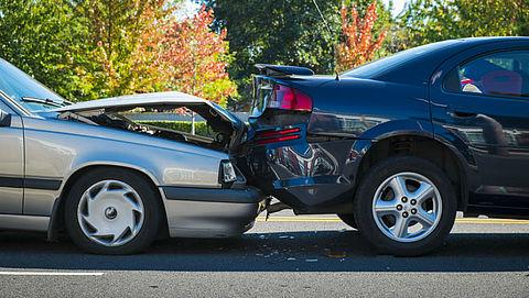Schadeclaims in verkeer gedaald, kosten wel gestegen