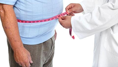 'Grotere kans op longontsteking met obesitas'