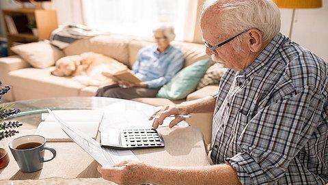 Dekkingsgraad grote pensioenfondsen daalde, ABP steeg