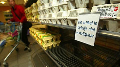 Albert Heijn stopt verkoop van 14 eiersoorten}